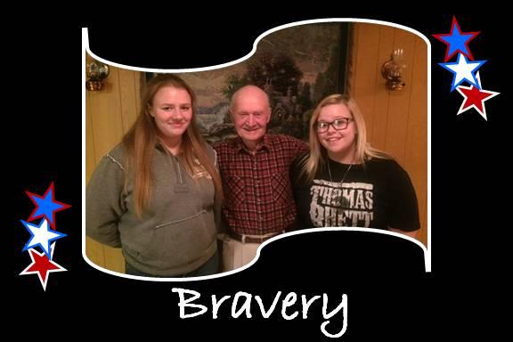 Megan, Henry & Kassidy