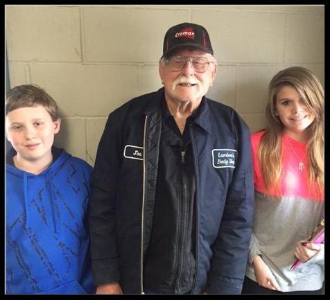 Jeremiah Kirby, Joe Lambert, and Tess Horton