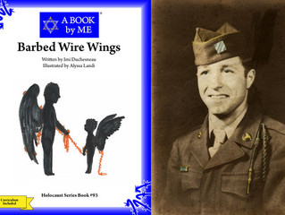 "WWII Veteran John Gualtier Book Titled ""Barbed Wire Wings"""