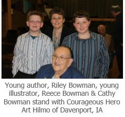 Bowman Brothers tell story of Art Hilmo