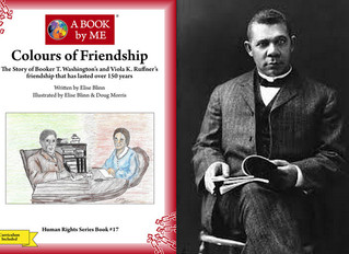 Interracial Friendship Lasts over 150 years