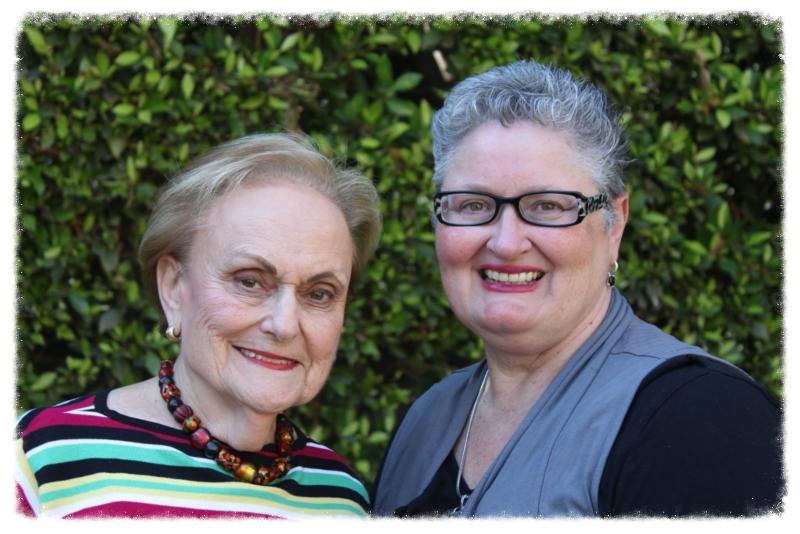 Roz Goldstine & Deb
