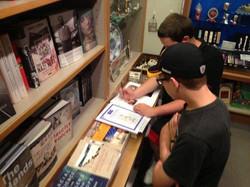 USHMM Book Signing