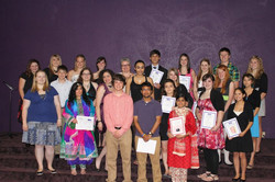 Young Author Recognition