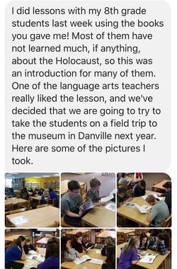 Teachers Appreciate Book Sets