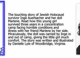 ABBM Author in Holocaust Museum Commercial