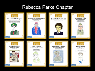 Rebecca Parke Chapter