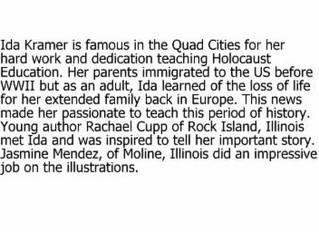 The Inspiring Life of Ida Kramer