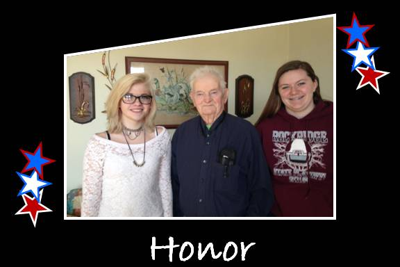 Maddy, Henry & Kylee