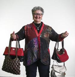 Deb Bowen, in the Quad City Times photo