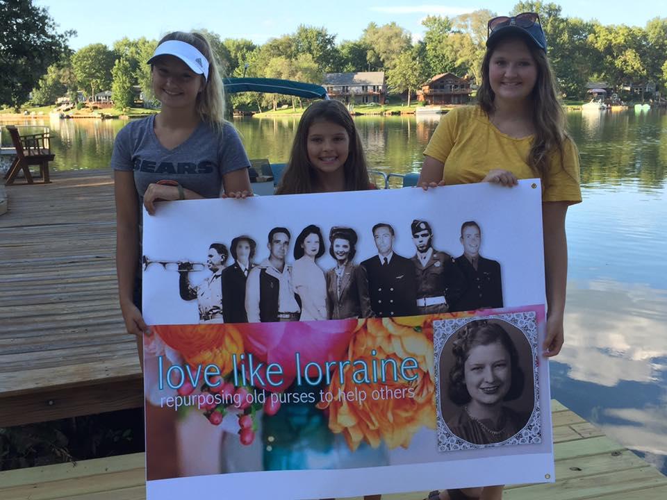Lorraine's Great Granddaughters