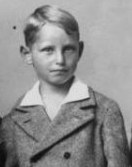 Fred age 4.5 - 1937.