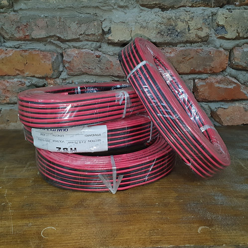 Акустический кабель 2х0,75