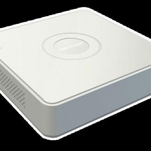4-х канальный гибридный HD-TVI регистратор для  аналоговых/ HD-TVI и AHD камер,