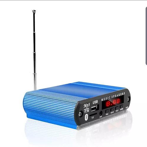 "Плеер ""KEBIDU"" USB/SD/FM"