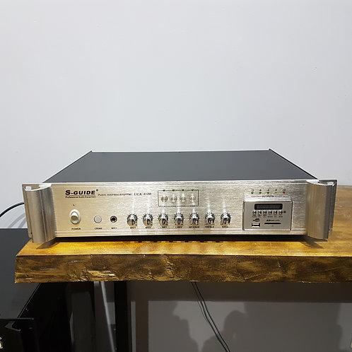 Усилитель звука 300 wt