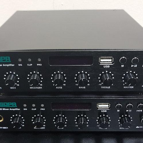 "Усилитель звука ""DSPPA"" 120 wt."