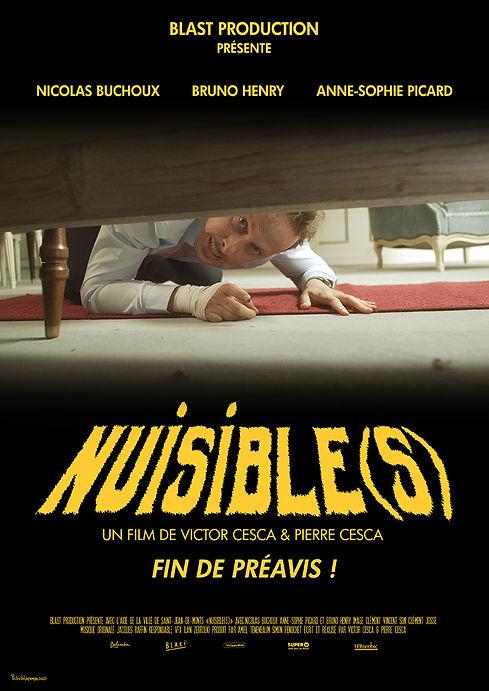 nuisibles victor pierre cesca film court-métrage Blast production Nicolas Buchoux horreur rat