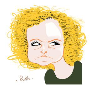 Ruth Langmore de la série Ozark