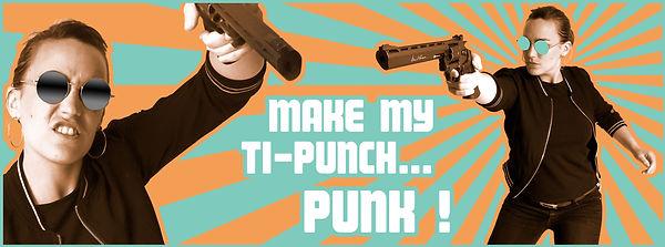 make my day punk mug personnalisé pierre cesca pedro junior illustrations