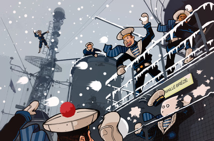 Illustration pour le Maillé-Brézé