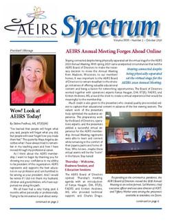 Spectrum, Volume 31 Number 2, October 20