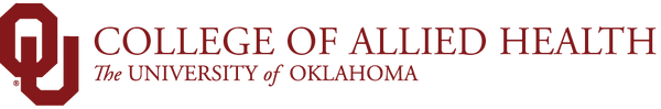 UofOklahoma-CollegeofAlliedHealth logo.p