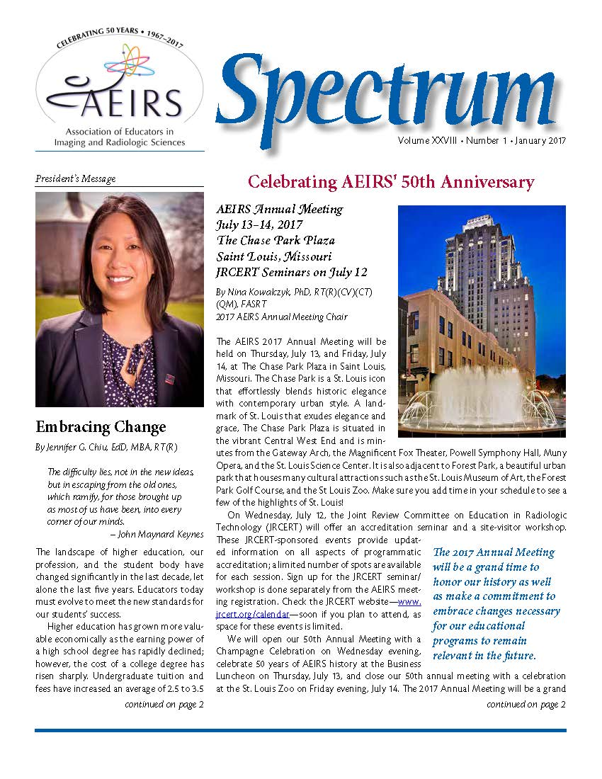 Spectrum, Volume 28 Number 1, January 20