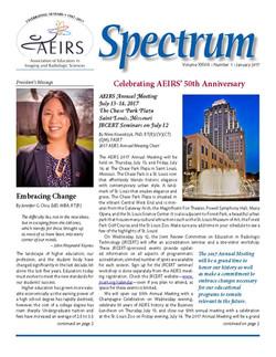Spectrum, Volume 28 Number 1, January 20