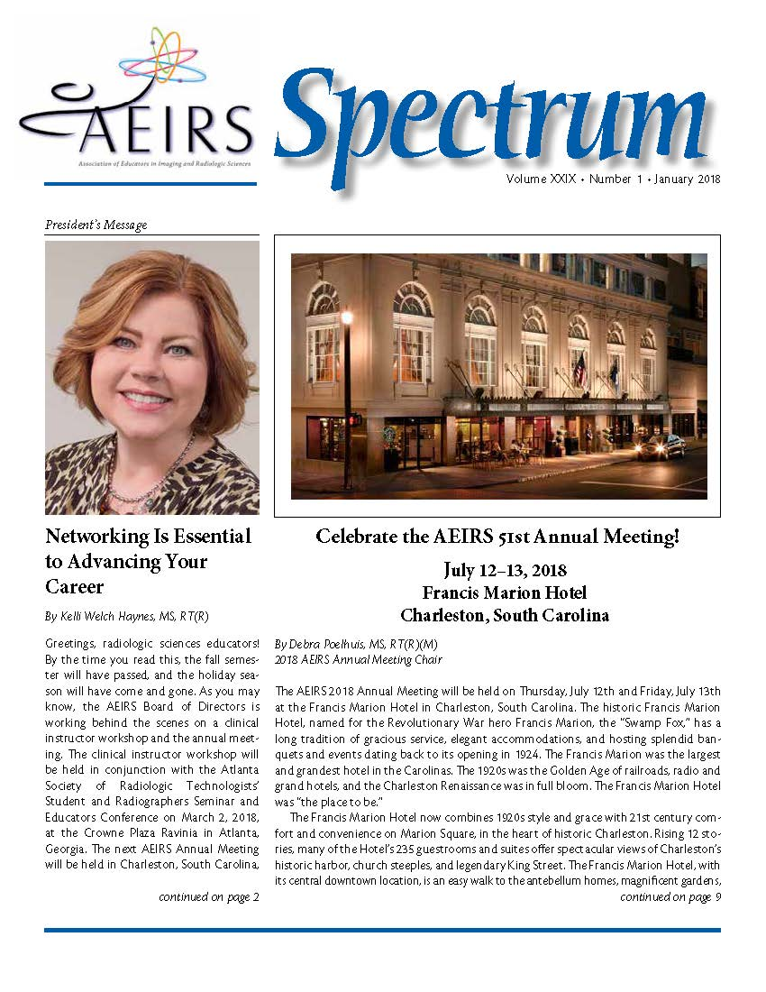 Spectrum, Volume 29 Number 1, January 20