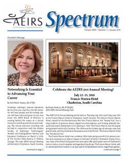 Spectrum, Volume 29 Number 1, January 20