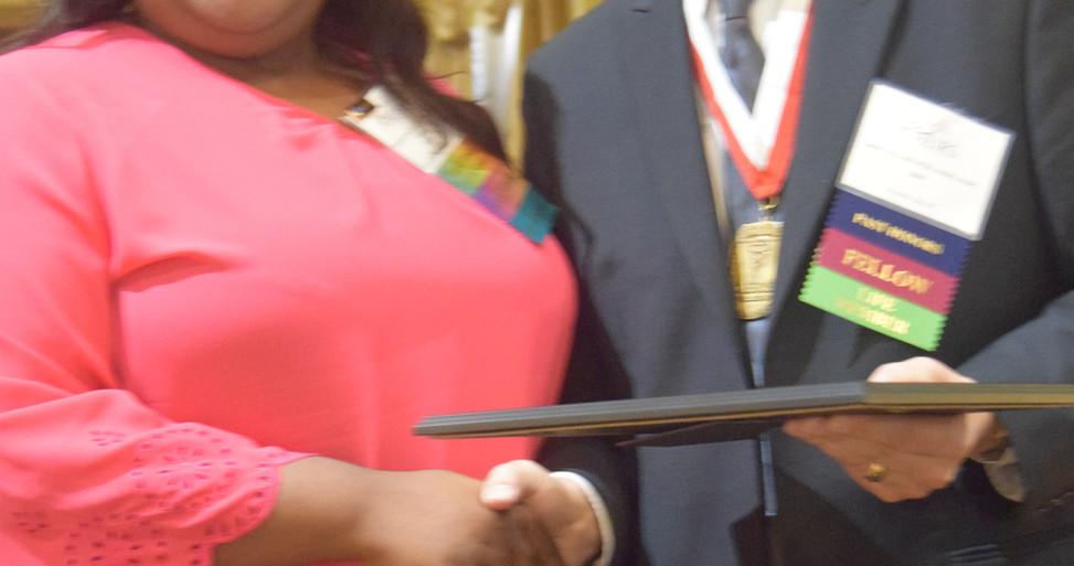 LaVerne Gurley Scholarship Recipient