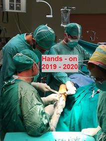 Μαθήματα HANDS-ON (Ενεργή Συμμετοχή) 2019-2020