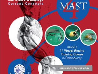 4th Masterclass in Arthroplasty Surgery