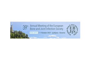 The 39th Annual Meeting of the European Bone and Joint Infection Society