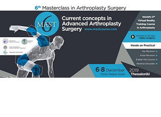 6th Masterclass in Arthroplasty Surgery Conference