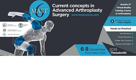 7th Masterclass in Arthroplasty Surgery