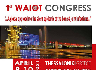 1st World Association against infection in orthopaedics & trauma