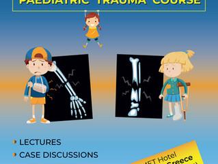 Paediatric Trauma Course of the European Paediatric Orthopaedic Society (EPOS)   4-6 June, Thessalon