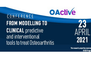 OA Active / Web confrerence: From modelling to clinical predictive and interventional tools to...