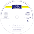 Novalis Mozart Label