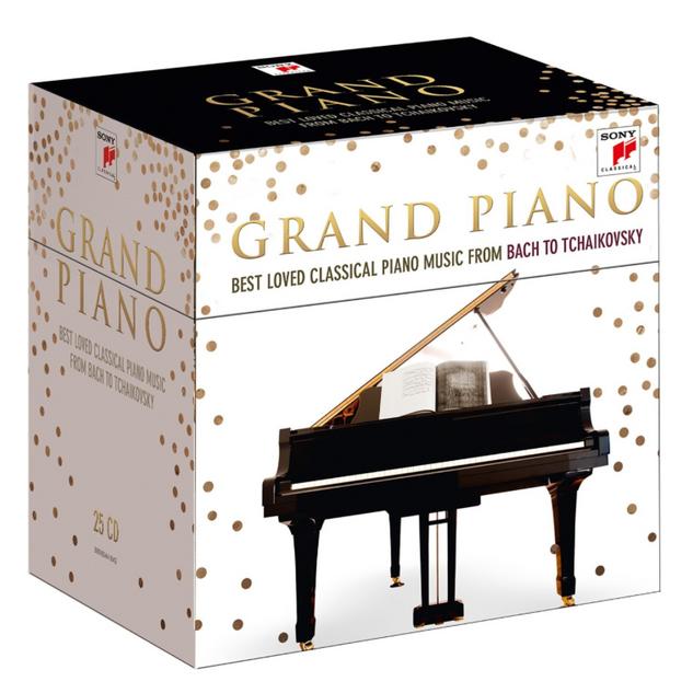 GRAND PIANO (25 CD BOX)