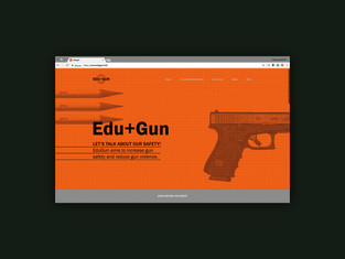 Thesis project: EduGun