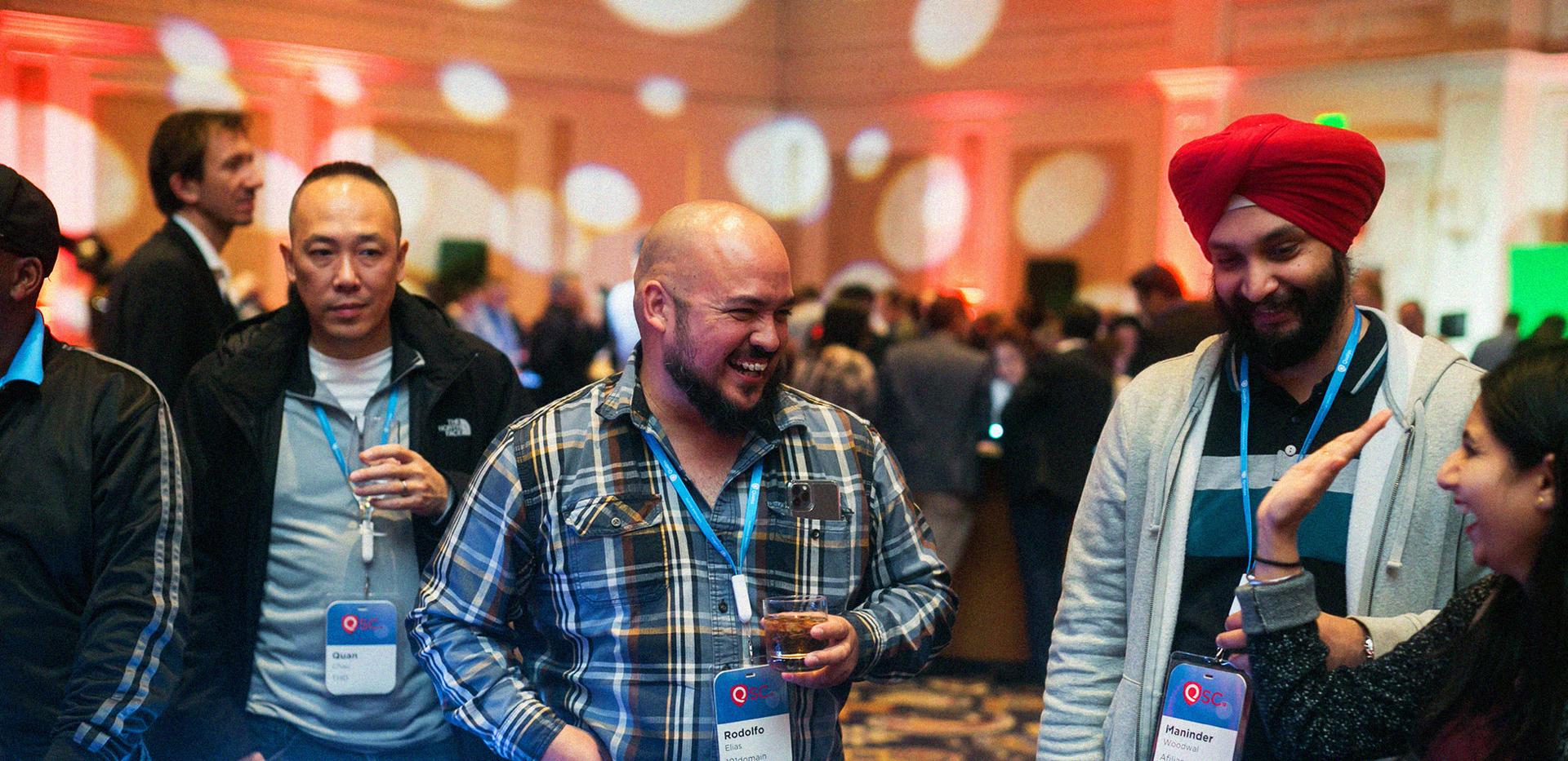 QSC 2019 Casino night