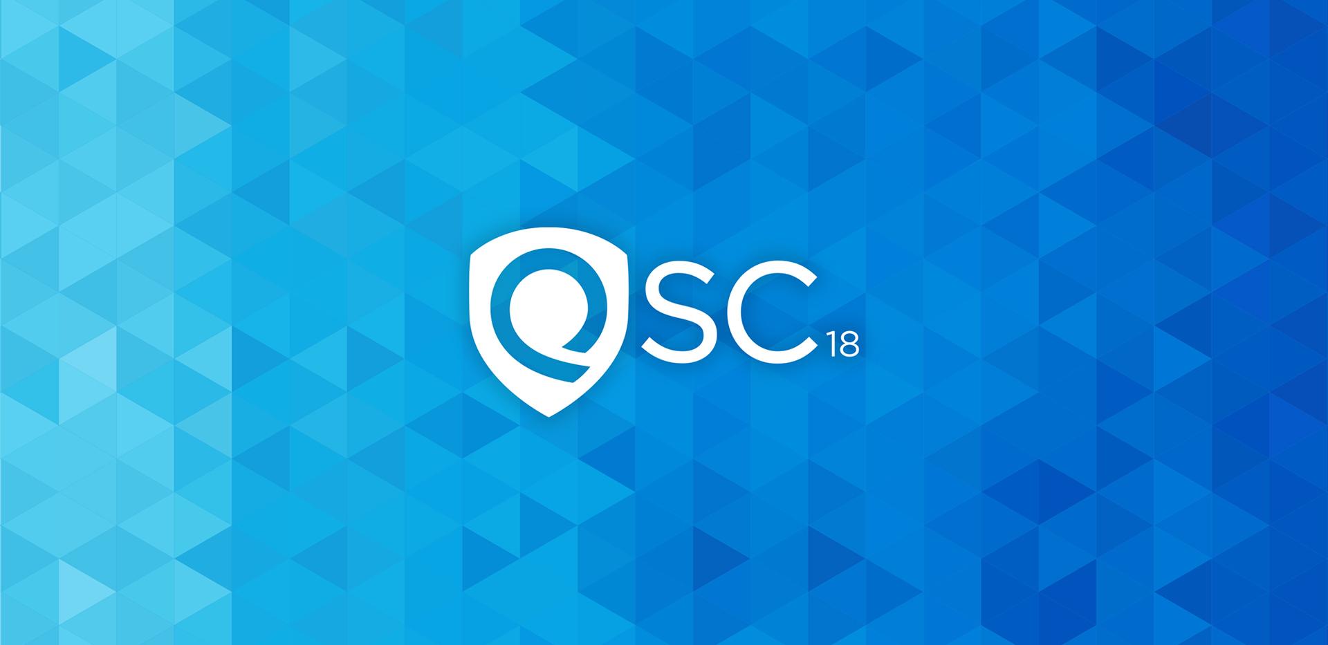 QSC 2018 main graphic