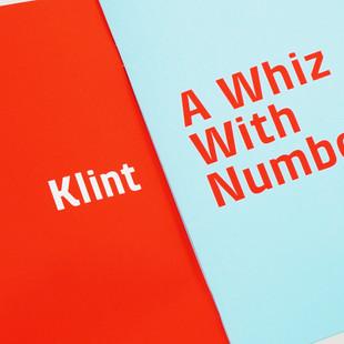Klint- Type Specimen Book