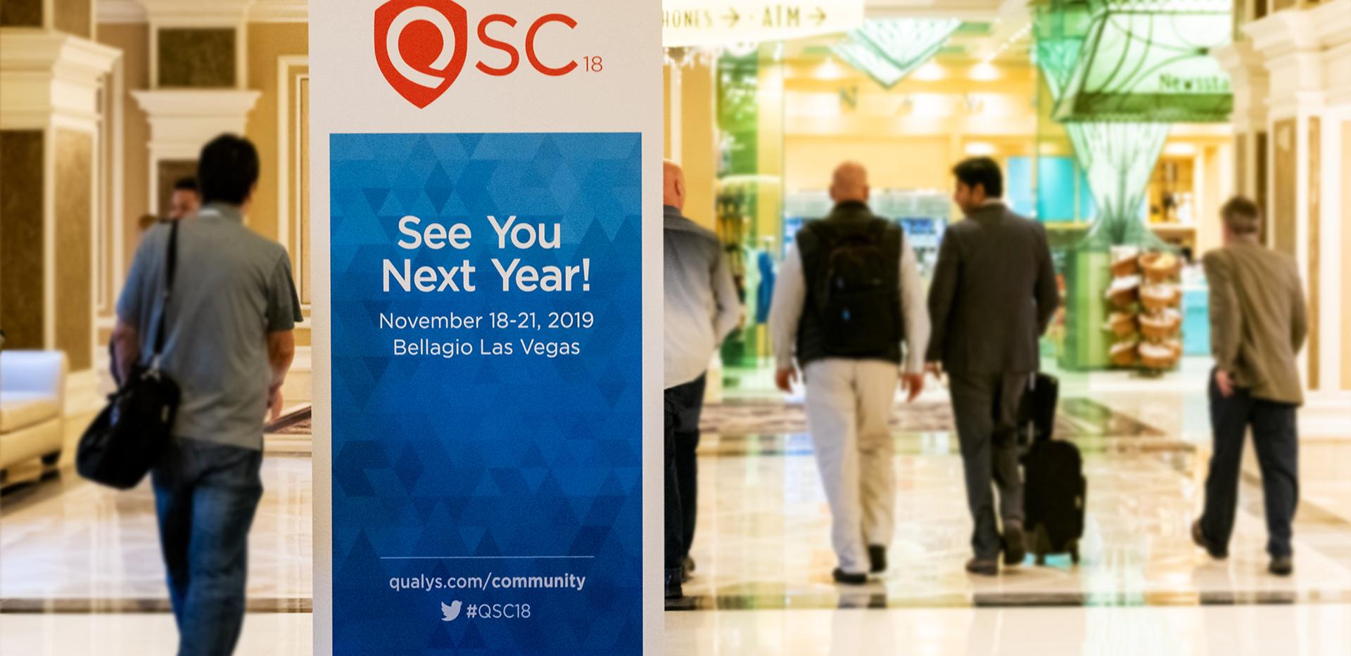 QSC 2018