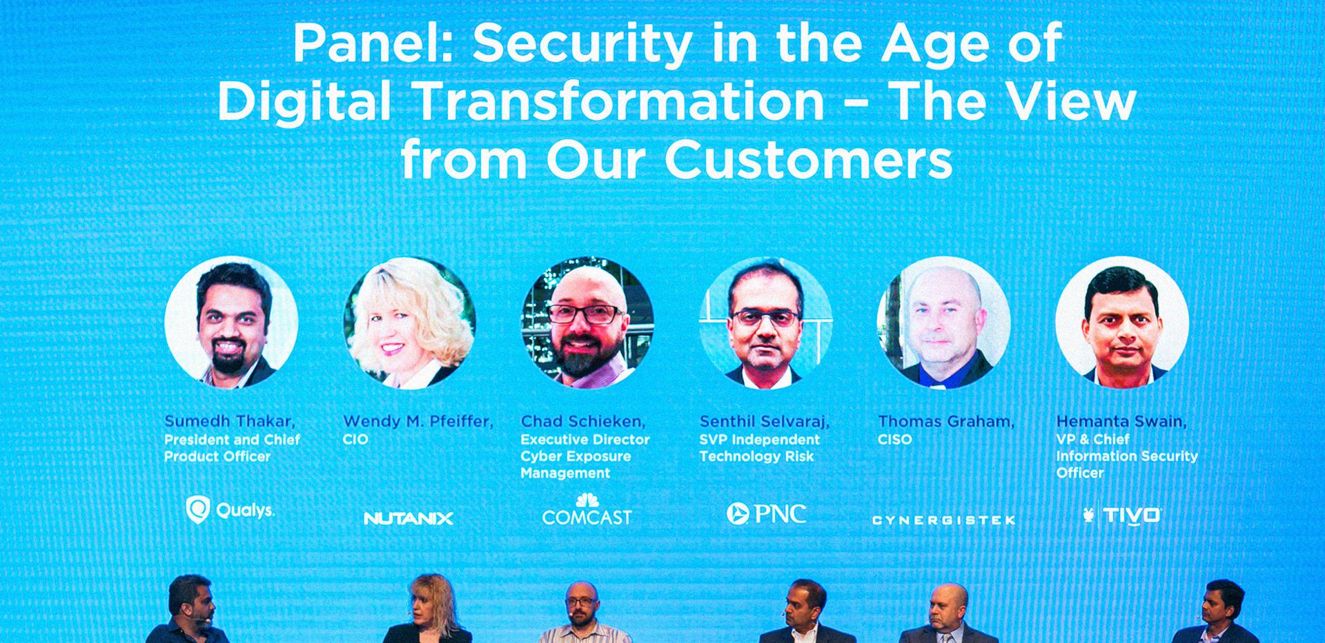 QSC 2019 Panel talk
