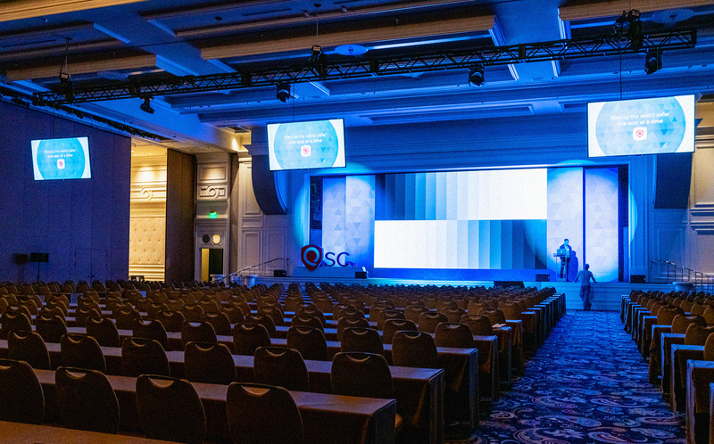 QSC 2018 Stage