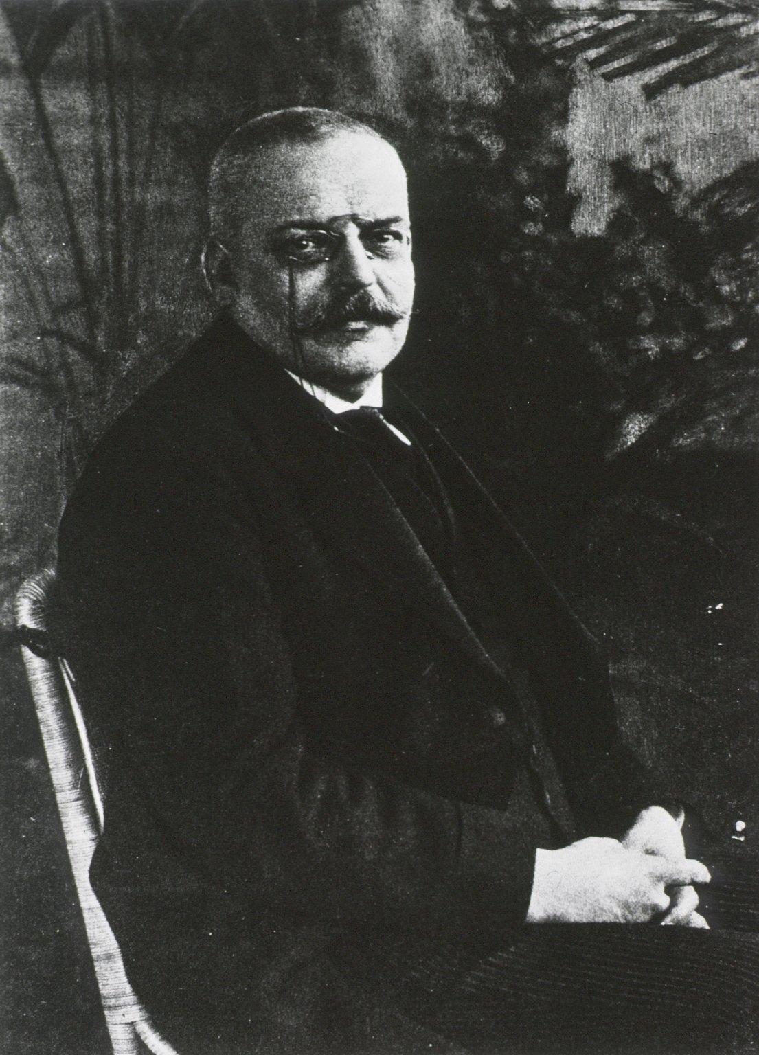 Alois Alzheimer(1864-1915)